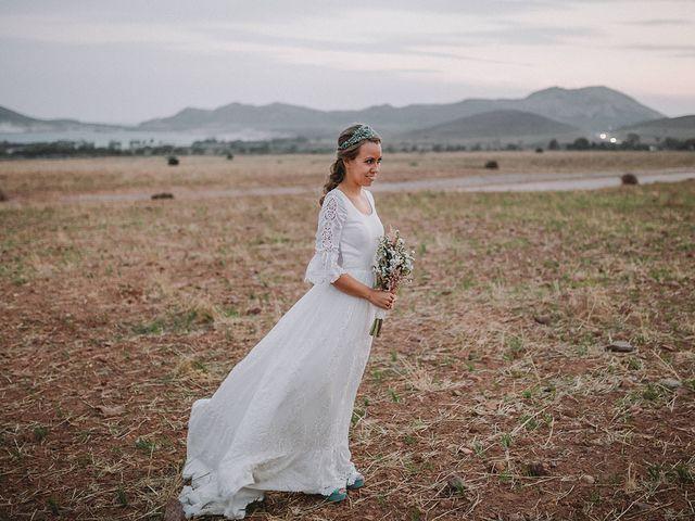 La boda de Eduardo y Elisabeth en El Cabo De Gata, Almería 95