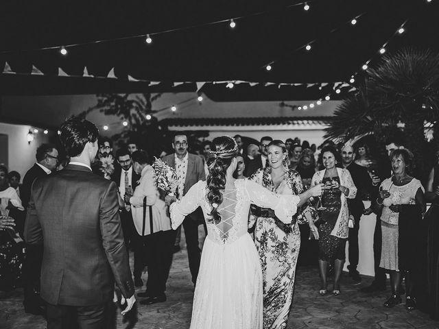 La boda de Eduardo y Elisabeth en El Cabo De Gata, Almería 98