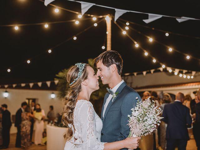 La boda de Eduardo y Elisabeth en El Cabo De Gata, Almería 1