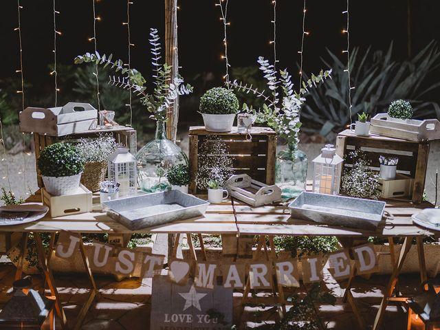 La boda de Eduardo y Elisabeth en El Cabo De Gata, Almería 99