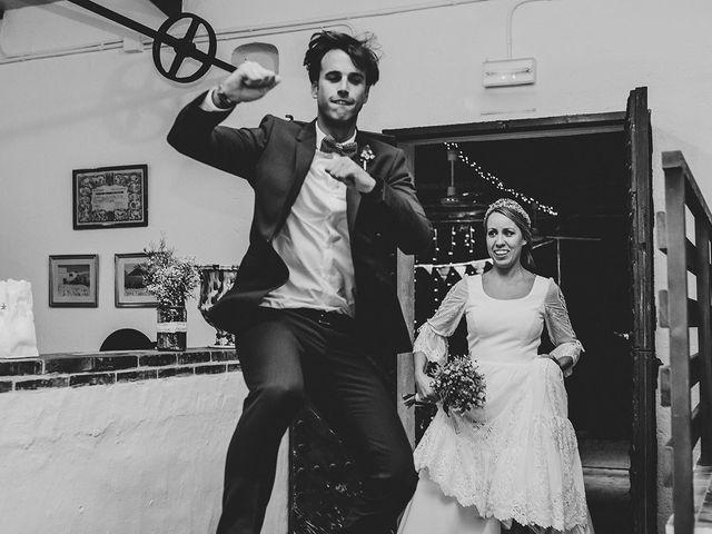 La boda de Eduardo y Elisabeth en El Cabo De Gata, Almería 101