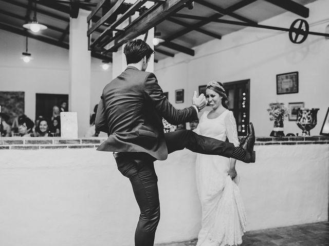 La boda de Eduardo y Elisabeth en El Cabo De Gata, Almería 102