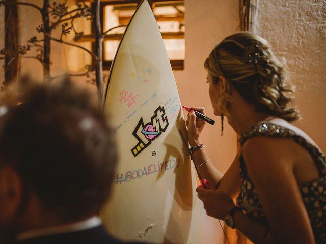 La boda de Eduardo y Elisabeth en El Cabo De Gata, Almería 107