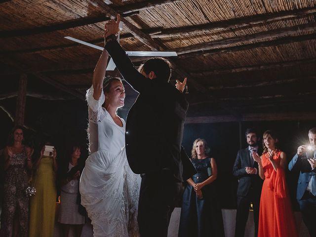 La boda de Eduardo y Elisabeth en El Cabo De Gata, Almería 111