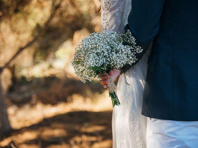 La boda de Eduardo y Elisabeth en El Cabo De Gata, Almería 117