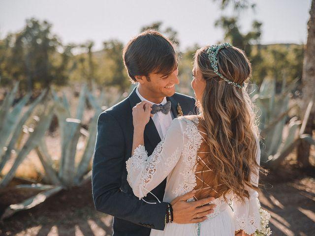 La boda de Eduardo y Elisabeth en El Cabo De Gata, Almería 118