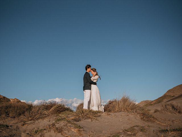 La boda de Eduardo y Elisabeth en El Cabo De Gata, Almería 123