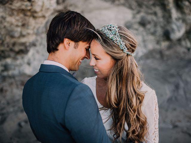 La boda de Eduardo y Elisabeth en El Cabo De Gata, Almería 124