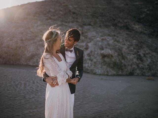 La boda de Eduardo y Elisabeth en El Cabo De Gata, Almería 135