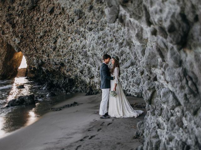 La boda de Eduardo y Elisabeth en El Cabo De Gata, Almería 143