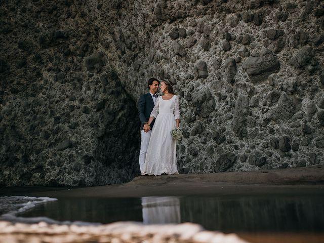 La boda de Eduardo y Elisabeth en El Cabo De Gata, Almería 144