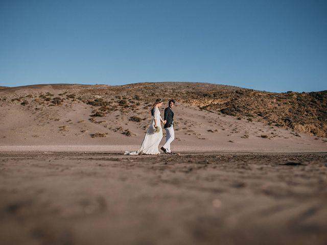 La boda de Eduardo y Elisabeth en El Cabo De Gata, Almería 147