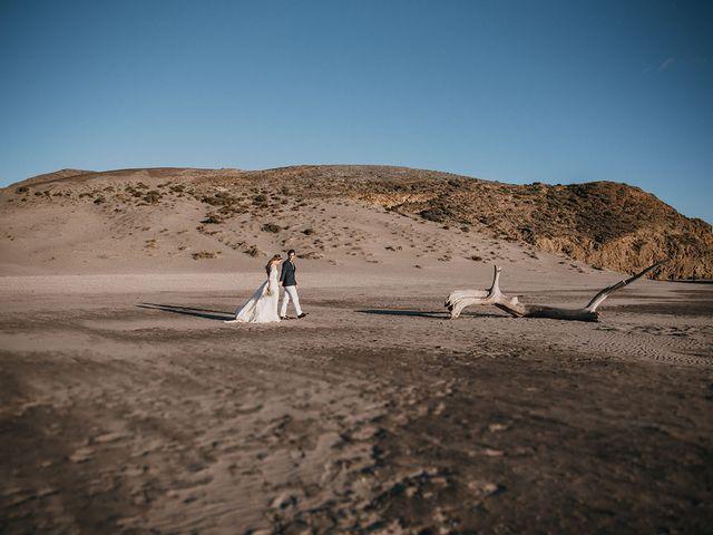 La boda de Eduardo y Elisabeth en El Cabo De Gata, Almería 148
