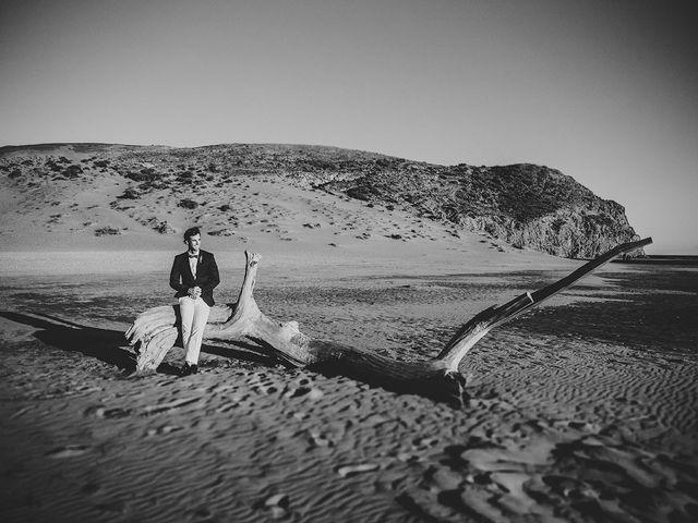 La boda de Eduardo y Elisabeth en El Cabo De Gata, Almería 150