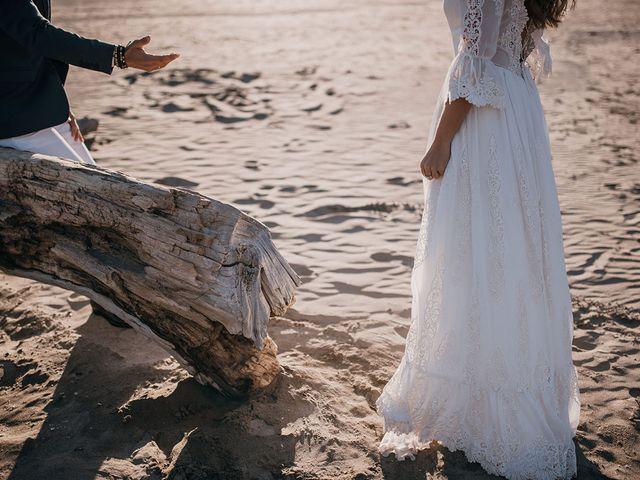 La boda de Eduardo y Elisabeth en El Cabo De Gata, Almería 153