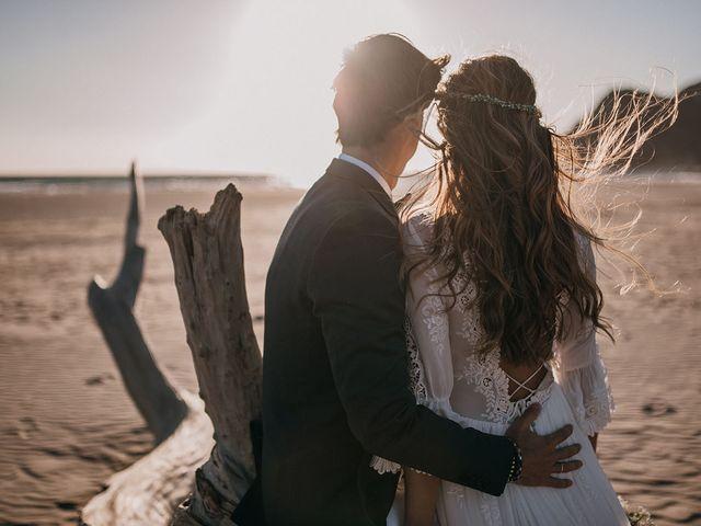 La boda de Eduardo y Elisabeth en El Cabo De Gata, Almería 154