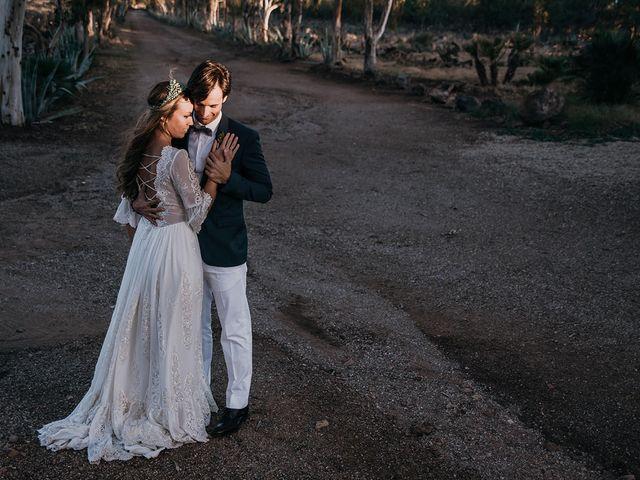La boda de Eduardo y Elisabeth en El Cabo De Gata, Almería 157