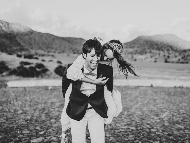 La boda de Eduardo y Elisabeth en El Cabo De Gata, Almería 164