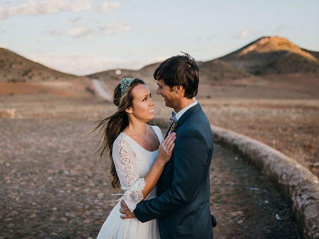La boda de Eduardo y Elisabeth en El Cabo De Gata, Almería 165