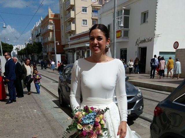 La boda de Juanjo y Alicia  en San Fernando, Cádiz 3
