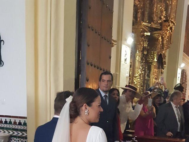 La boda de Juanjo y Alicia  en San Fernando, Cádiz 16