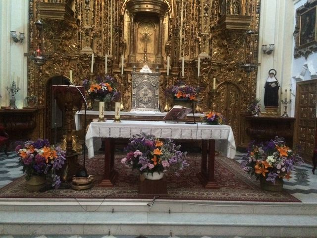 La boda de Juanjo y Alicia  en San Fernando, Cádiz 18