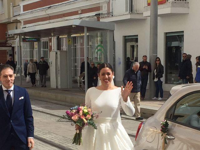 La boda de Juanjo y Alicia  en San Fernando, Cádiz 24