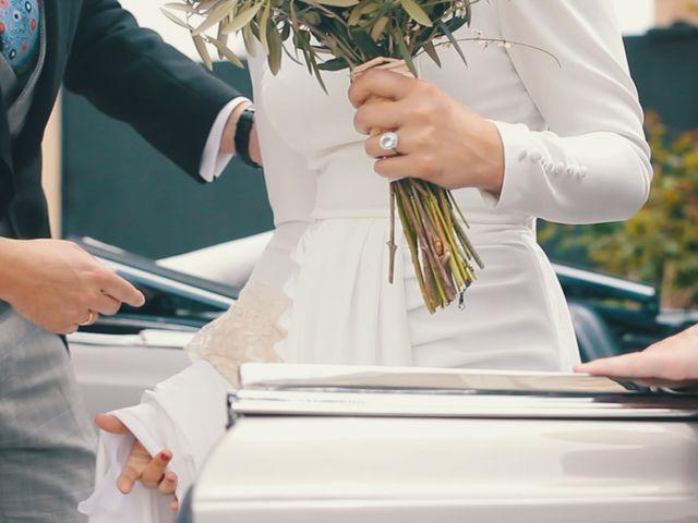 La boda de Guillermo y Pilar en Granada, Granada 24