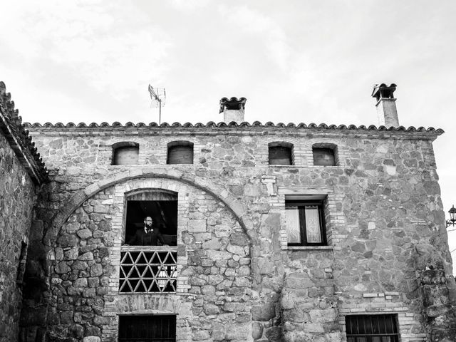 La boda de Ramon y Ful en Gironella, Barcelona 5