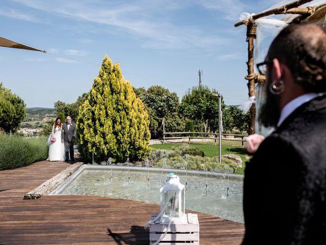 La boda de Ramon y Ful en Gironella, Barcelona 12
