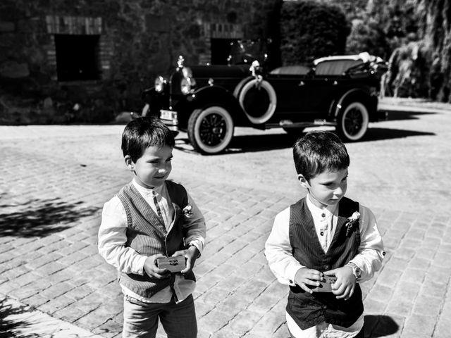 La boda de Ramon y Ful en Gironella, Barcelona 13