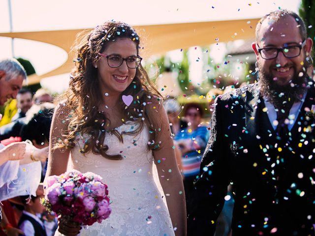 La boda de Ramon y Ful en Gironella, Barcelona 15