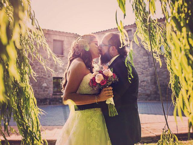 La boda de Ramon y Ful en Gironella, Barcelona 17