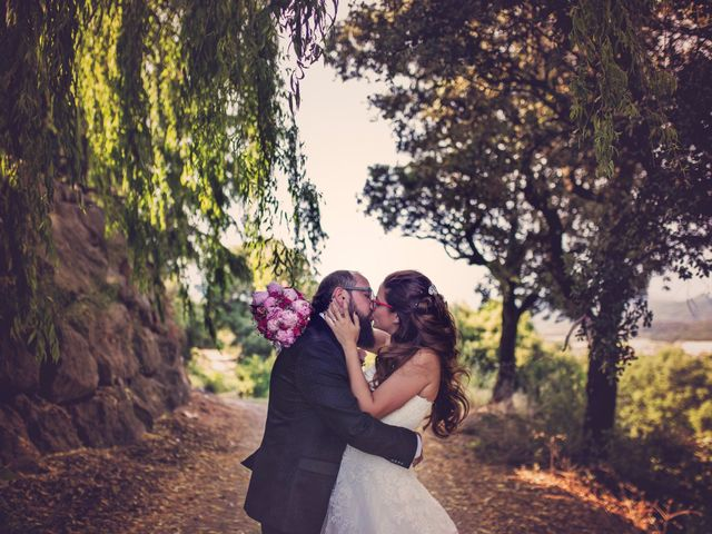 La boda de Ramon y Ful en Gironella, Barcelona 18