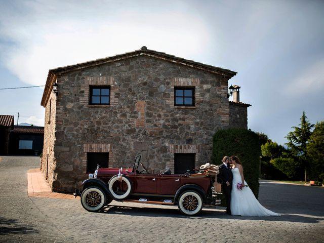 La boda de Ramon y Ful en Gironella, Barcelona 20