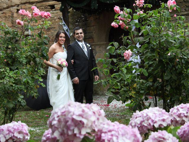 La boda de Loli y César  en San Pedro De Olleros, León 4