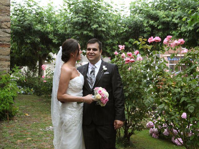 La boda de Loli y César  en San Pedro De Olleros, León 6