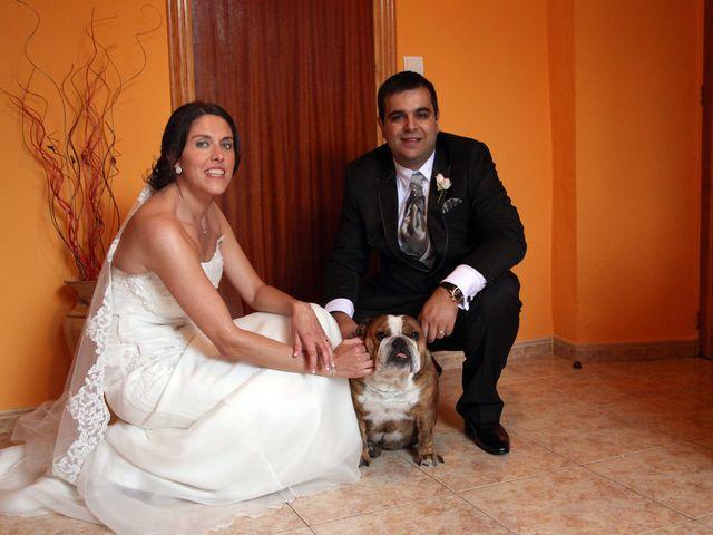 La boda de Loli y César  en San Pedro De Olleros, León 7