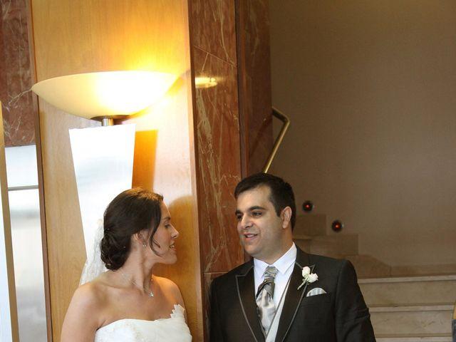 La boda de Loli y César  en San Pedro De Olleros, León 9