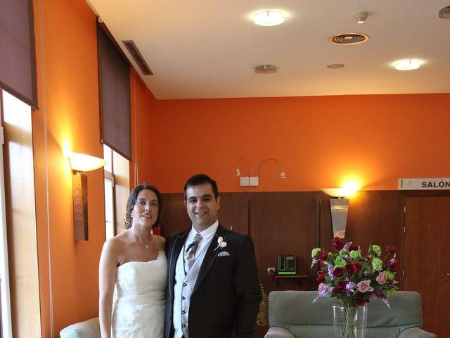 La boda de Loli y César  en San Pedro De Olleros, León 12