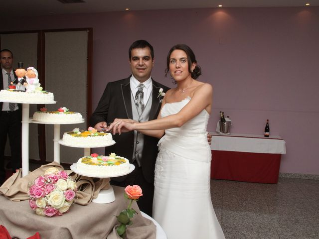 La boda de Loli y César  en San Pedro De Olleros, León 22