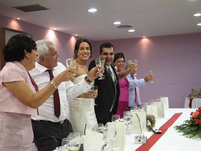 La boda de Loli y César  en San Pedro De Olleros, León 26