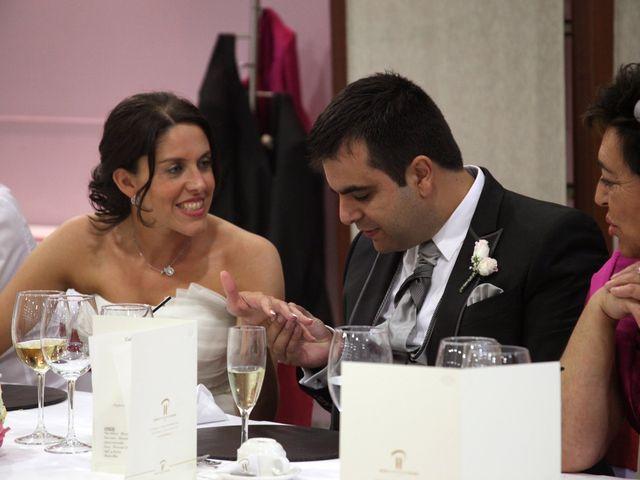La boda de Loli y César  en San Pedro De Olleros, León 27