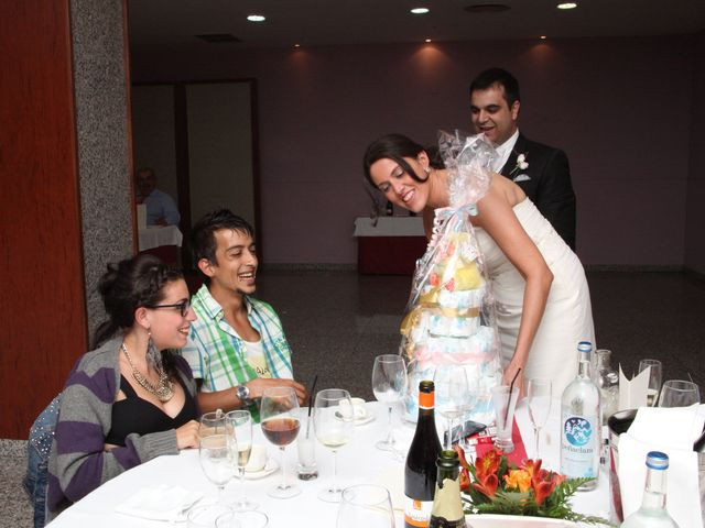La boda de Loli y César  en San Pedro De Olleros, León 28