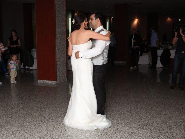 La boda de Loli y César  en San Pedro De Olleros, León 32