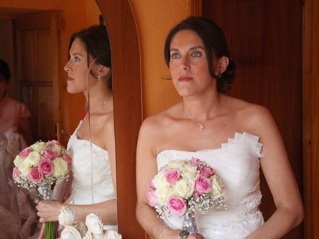 La boda de Loli y César  en San Pedro De Olleros, León 35