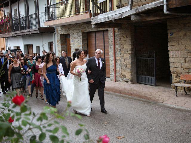 La boda de Loli y César  en San Pedro De Olleros, León 44