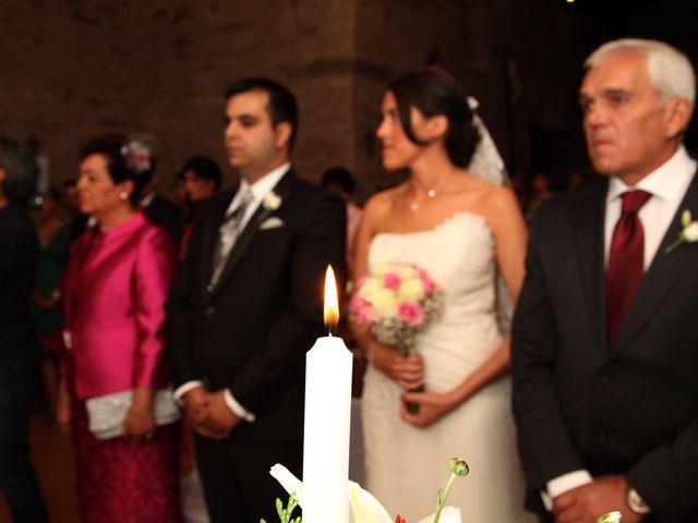 La boda de Loli y César  en San Pedro De Olleros, León 47