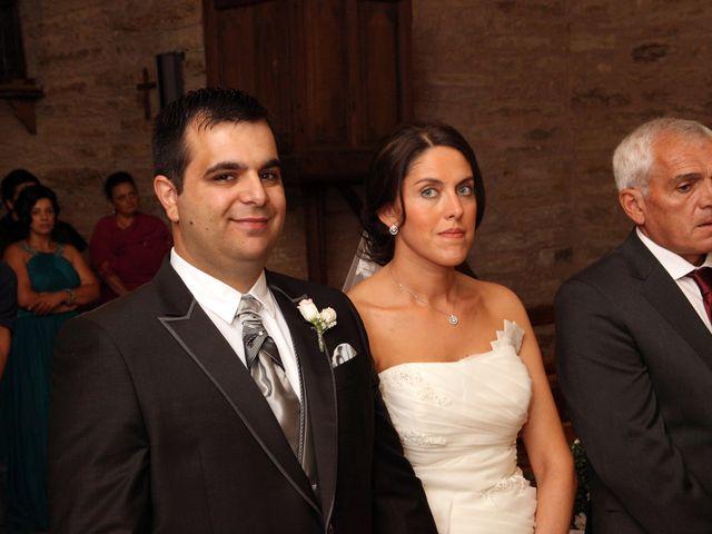 La boda de Loli y César  en San Pedro De Olleros, León 50