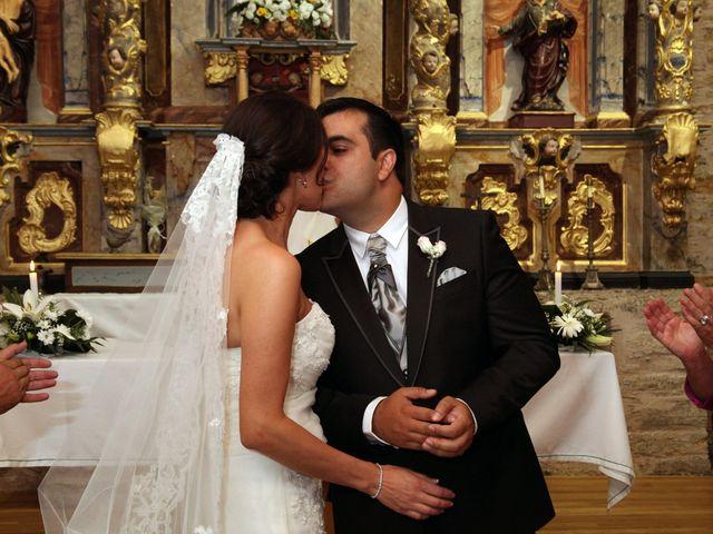 La boda de Loli y César  en San Pedro De Olleros, León 52